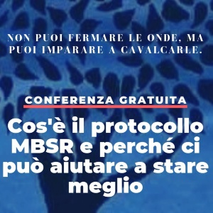 Conferenza protocollo MBSR